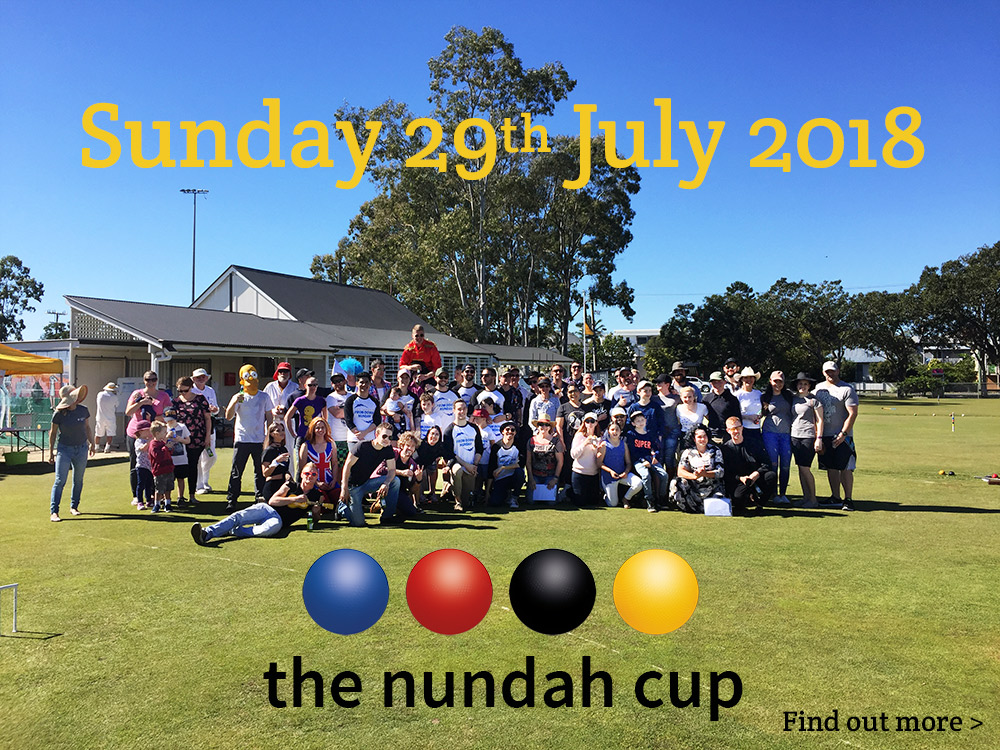 The Nundah Cup - Toombul Croquet Club