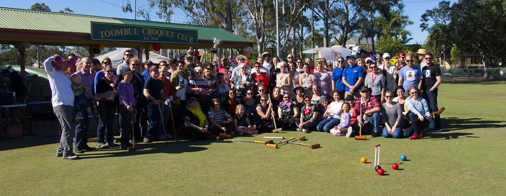 The Nundah Cup 2014 - Photo courtesy of Rachel Long